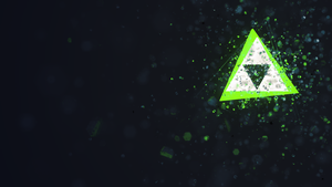 Triforce Wallpaper by JARV69