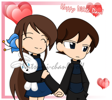 .::White Day 10::. by Natsumi-chan0wolf