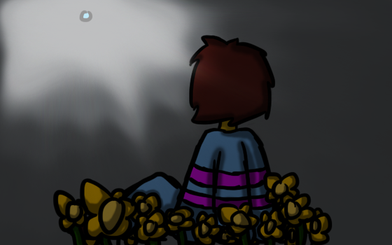 Undertale by TheCatInGrey