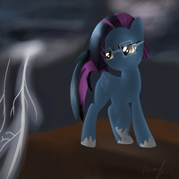 OC Request Surreal Darkness by Mewyk91