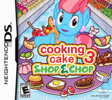 Cooking Cake 3 Shop and Chop by nickyv917