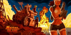 Metal Slug by Padder