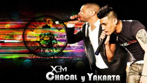 Chacal y Yakarta by soulevans93