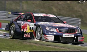 Mercedes C-Class DTM version by CrazyTurk