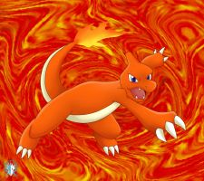Charmeleon by Meteor-05