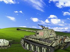 Wallpaper by VK75