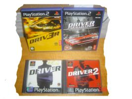 My Driver collection for PS by TheKid-Driver