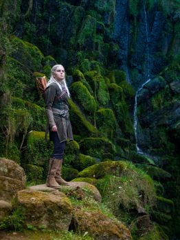 Legolas cosplay by zahnpasta