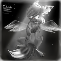 C: Why The Hell I'm An Angel... by The-Shattered-One