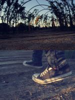 Sigue. by NaaraPhoto