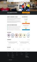 Brand Rep Index Page by irfan96