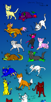 5 point adopts 2 by firenekos78