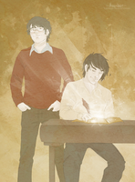 The Marauders Map by Avender