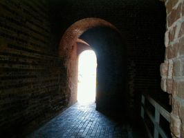 passage at the fort by miblover334