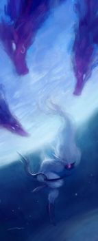 Star Attacker Kindred (League of Legends) by Alex-Chow