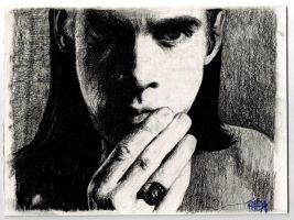 Nick Cave by TheMemberMe