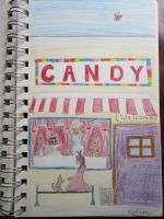 Candy store by DreamFutureAis