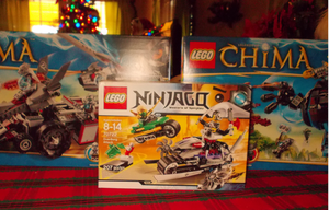 MY CHRISTMAS HAUL! by TMNTFAN85