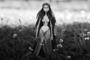 Emily - Corpse Bride by sayra