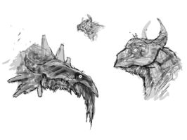 SotC concept Head design by Ucaliptic