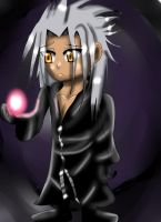 Chibis Xemnas by Princess-Amy-of-Love