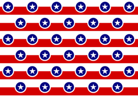 Stars and Stripes by paniq