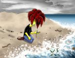 Losing the Love by Nevuela