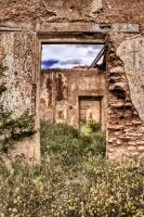Puertas Casa Abandonada. by SuperStar-Stock