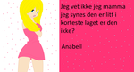 Annabell by isabell94
