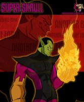 Super Skrull by TerryAlec