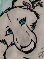 Chilly the Polar Bear by Senwolf10