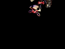 Mangle  jumpscare by MaxAndTv
