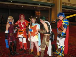 Fire Emblem at CTcon 2009 by titanstargirl