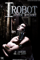 I Robot Female Version by PhreshSoldier