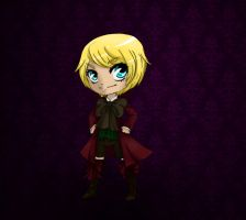 Chibi Alois Trancy by MauricesMoon