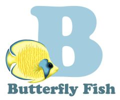 B-utterfly Fish by RSImpey