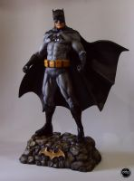 Batman Statue 2 by ddgcom