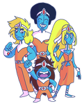 We Are The Crescendolls by Obsequious-Minion