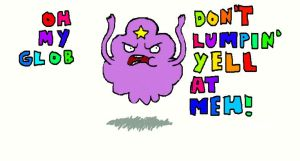 Lumpy Space Princess by dethklok1