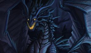 Dragon Lord by Ruth-Tay