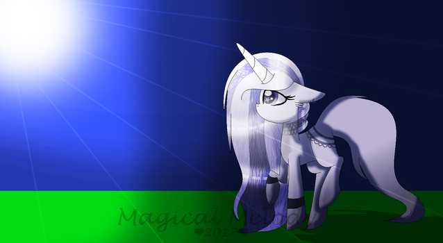 .: Art Trade :. Yumille by Mlp-Magical-Melody