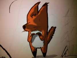 FOX by hellojed