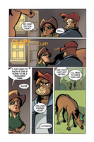 Trailer Park Warlock Page 5 by MJRainwater