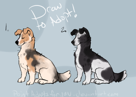 Draw to adopt! - Closed - by PointAdoptsforyou