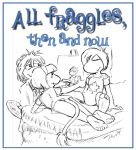 All Fraggles, Then and Now by TaralWayne