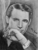 Cary Grant by drEminens