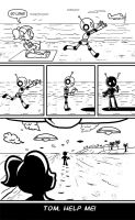The Day The Robots Cried Page 4/7 by NeroStreet