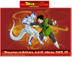 DBZ Battle Freezer vs Gohan by CHangopepe