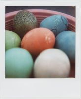 Easter Eggs by futurowoman