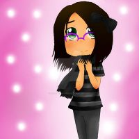 ((drawing for Brandi's Contest!)) by AskAokiColeman